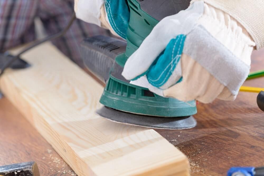 Grinder For Carpentry