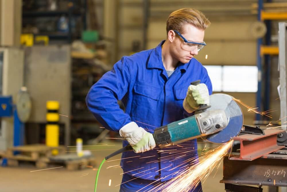 What Does An Angle Grinder Do